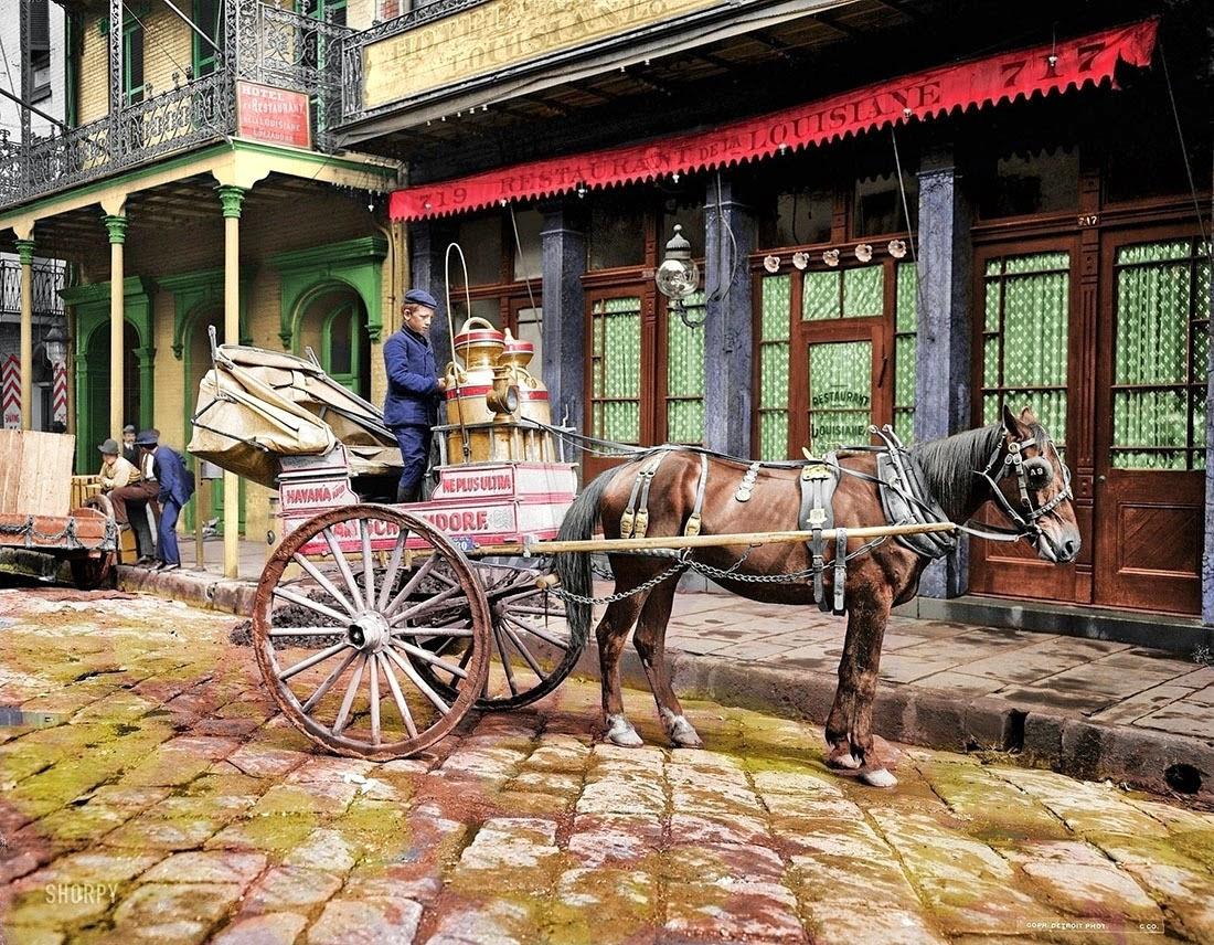 Цветные фотографии 19 века на Фотоньюс Пост